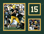 BART STARR Photo Picture Collage GREEN BAY PACKERS Poster Print 8x10 11x14 16x20 $6.95 USD on eBay