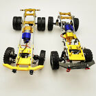 Upgrade Metal Drive Base Gold Board Parts Diy For Wpl 1/16 Jrc Rc Car Truck