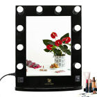 """26"""" Large Hollywood Makeup Vanity Mirror with Light Aluminum Stage Beauty Mirror"""