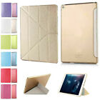 Slim Magnetic Smart Stand PU Leather Flip Case Cover for iPad 3 4 Mini Air 1st 2