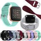For Fitbit Versa / Versa 2 / Versa Lite Replacement Silicone Watch Band Strap US image