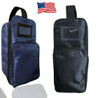 Shoe Bag Golf Travel Zipper Bag Golf Sports Pouch Black Navy Christmas Gifts US