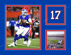 JOSH ALLEN Photo Picture Collage BUFFALO BILLS Football Poster Print 8x10 11x14 $12.95 USD on eBay