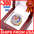 FROM USA- WASHINGTON NATIONALS 2019 Championship Ring WORLD SERIES 2020 on Ebay