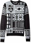 Klew NHL Men's Los Angeles Kings Patches Ugly Sweater, Black $31.95 USD on eBay