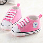 Infant Toddler Newborn Sneakers Baby Boy Girl Soft Sole Crib Shoes Prewalker
