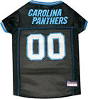 CAROLINA PANTHERS Football Dog Jersey Tee Shirt Size  X SMALL  NEW $4.9 USD on eBay