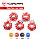 SPOKE6 M12 Rear Sprocket Nuts For Triumph Daytona 1000 1991-1995 $24.19 USD on eBay
