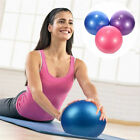Mini Pilates Yoga Ball Exercise Fitness Balance Gymnastic Strength 25cm+Air Plug image