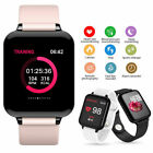 Bluetooth Smart Watch GPS Waterproof Sport Fitness Wrist Watches for Android IOS