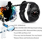 Bluetooth Smart Watch with Camera IPS Display Wristwatch for Android Cell Phones