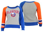 Reebok NHL Youth Girls New York Islanders Amethyst Fleece Top $17.5 USD on eBay