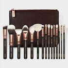 15pcs Make Up Brush Set Blusher Eyeshadow Professional Foundation Brushes JL