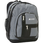 Everest Double Compartment Backpack 7 Colors Everyday Backpack NEW