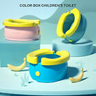 Portable Baby Toilet Toilet Travel Potty For Kids Baby Toddler Bathroom w/ Bags image