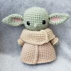 Female Baby Yoda Pattern Pattern Pattern Crochet Star Wars $7.0 USD on eBay