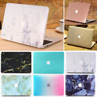 "Marble Frosted Hard Protective Case Shell for MacBook pro 13"" A1278 2009-2012"