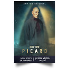 Star Trek Picard TV Character Movie Poster Size 16x24 24x36 #1 on eBay