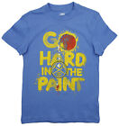 Outerstuff NBA Basketball Youth Denver Nuggets Go Hard T-Shirt Tee - Blue on eBay