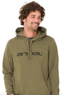 Animal  Driver  Mens Hoodie - Adults  Hoody Colour Olive Marl