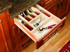 4WCT Series 14-5/8 Inch Wide Trimmable Cutlery Tray