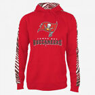 Zubaz NFL Football Men's Tampa Bay Buccaneers Zebra Accent Solid Hoodie $44.99 USD on eBay