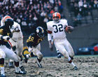 JIM BROWN Photo Picture CLEVELAND BROWNS Football Photograph Print 8x10 11x14 #9 $4.95 USD on eBay