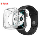 iWatch 42/40/44mm Bumper Protect Soft Case Cover For Apple Watch Series 5/4/3/2Cases, Covers & Skins - 20349