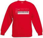 Synthesizer GUI Kinder Pullover Audio Sound Wave Electro DJ MC Sampler Techno