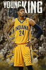 253617 Paul George Wish Health Indiana Pacers NBA Basketball POSTER CA on eBay