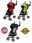 Umbrella Baby Stroller Lightweight Folding Toddler Safety Harness Compact Travel