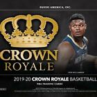 2019-20 Crown Royale Panini NBA Basketball Trading Cards Pick From List