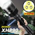Kyпить 600000LM XHP90 Ultra Bright LED 18650 Rechargeable Flashlight Torch 5 Modes USA на еВаy.соm