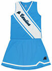 Outerstuff NFL Youth Girls Carolina Panthers Cheerleader Play Two Piece Set $12.99 USD on eBay
