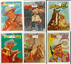 1940s-1950s Gene Autry DELL Comic Book Colection- Your Choice of 70+ (M-7872) image
