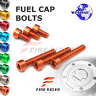 FRW 7Color Fuel Cap Bolts Set For Triumph Daytona 955i 98-00 98 99 00 $11.88 USD on eBay
