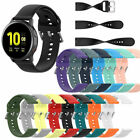 For Samsung Galaxy Watch Active 2 Silicone Replacement Watch Band Wrist Strap image