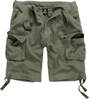 Brandit Men's Bermuda Cargo Shorts Knee Length Shorts Summer Army 2012