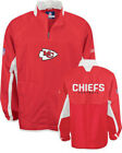 Reebok NFL Men's Kansas City Chiefs Apache Windbreaker Hot Jacket, Red $19.95 USD on eBay