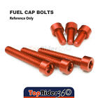 Billet Fuel Tank Cap Bolts For Triumph Daytona T595 Speed Triple 1050  2005-2010 $13.95 USD on eBay