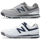 New Balance NBG574SL Men's Spikeless Waterproof Golf Shoe NEW