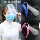 Kyпить Transparent Adjustable Full Face Shield Plastic Anti-fog Protective Cover на еВаy.соm
