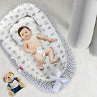 Portable Baby Nest Lounger Bed Crib Travel Newborn Sleeper Infant Bassinet