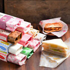 Wax Paper Soap Paper  50Pcs Greaseproof Packaging  Paper Food Disposable