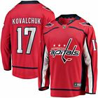Fanatics Branded Ilya Kovalchuk Washington Capitals Red Breakaway Player Jersey