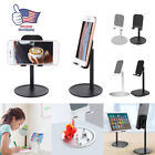 Adjustable Aluminum Alloy Tablet Stand Holders Mount Desktop For Cell Phone iPad