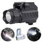 Kyпить Tactical 8000LM 2Mode Pistol Gun Flashlight Torch Mount Light for Picatinny Rail на еВаy.соm