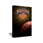 NEW YORK KNICKS NBA Team LOGO Print Wall Home Art Decor Gift CANVAS POSTER on eBay
