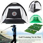 Portable Removable Convenient Indoor Golf Practice Net 0050