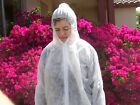 Disposable Coveralls Protective Safety Clothing - new white bio-suits -Total PPE